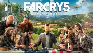 Far Cry 5 Free Download (CPY)