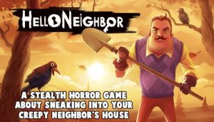 Hello Neighbor Free Download (v1.3)