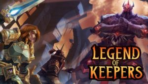 Legend of Keepers: Career of a Dungeon Master Free Download