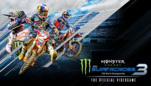 Monster Energy Supercross – The Official Videogame 3 Free Download (ALL DLC)