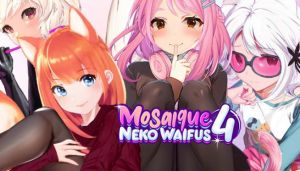 Mosaique Neko Waifus 4 Free Download