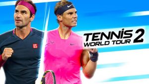 Tennis World Tour 2 Free Download