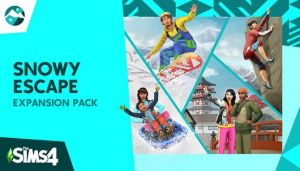 The Sims 4 Snowy Escape Free Download (v1.68.154.1020 & ALL DLC)