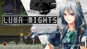 Touhou Luna Nights Free Download (v1.0.0.5)