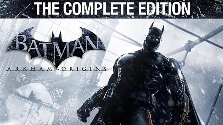 Batman Arkham Origins The Complete Edition (Inclu ALL DLC) free download