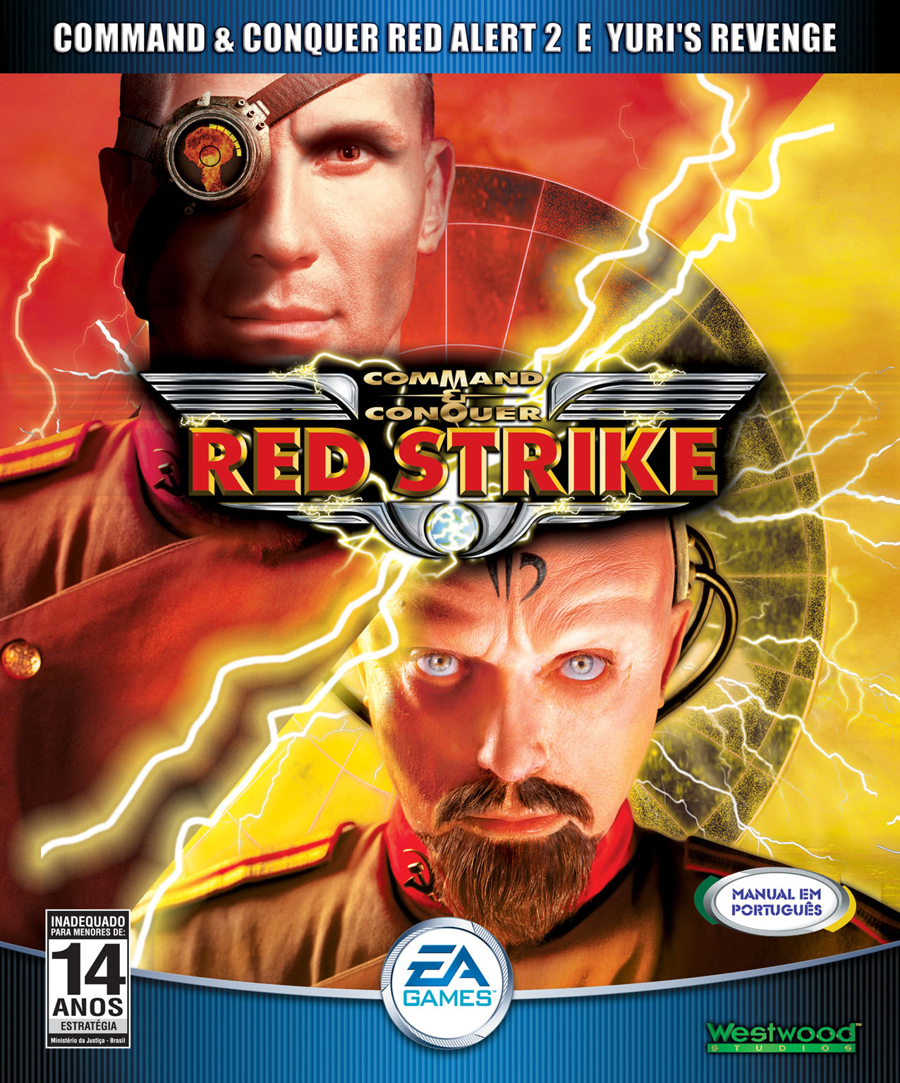 Command And Conquer Red Alert 2 V1 006 Yuri S Revenge