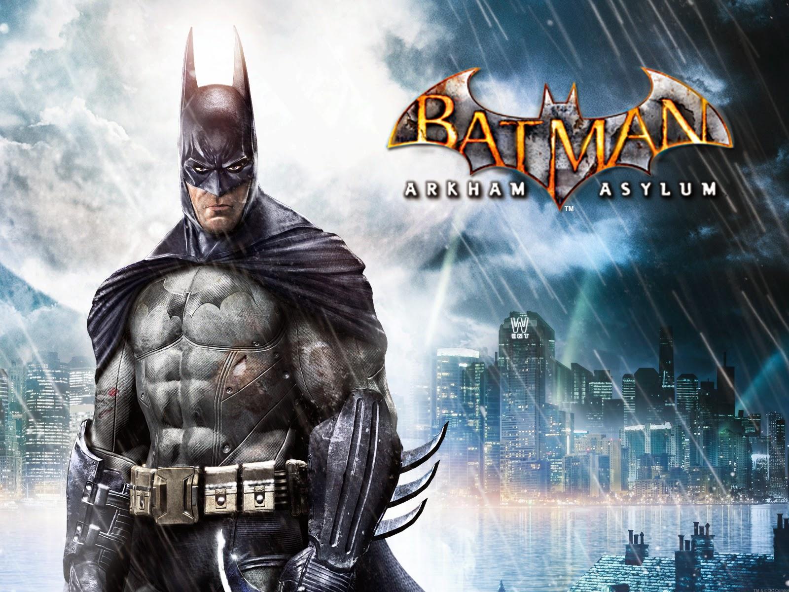 Batman: Arkham Asylum Game of the Year Edition (FULL DLC) free download