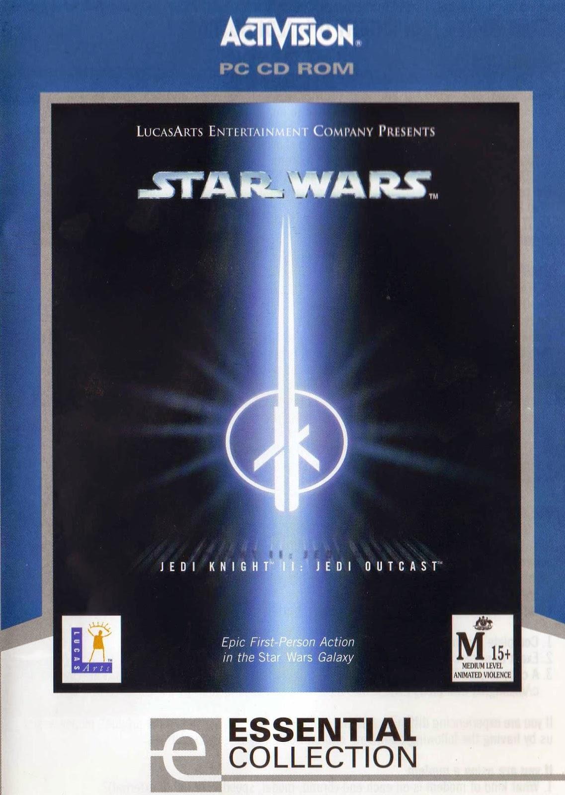 Star Wars Jedi Knight II: Jedi Outcast free download