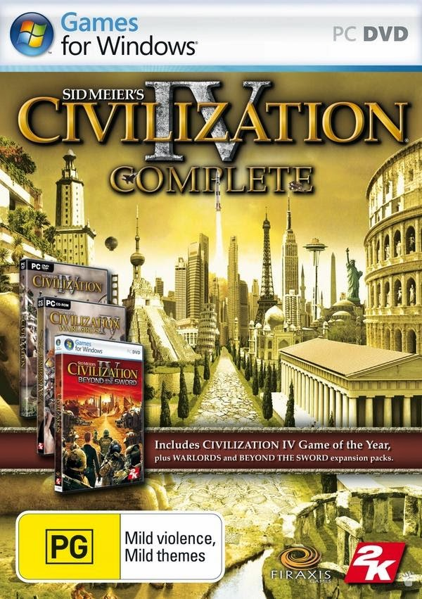 Sid Meier's Civilization IV: The Complete Edition (GOG) free download