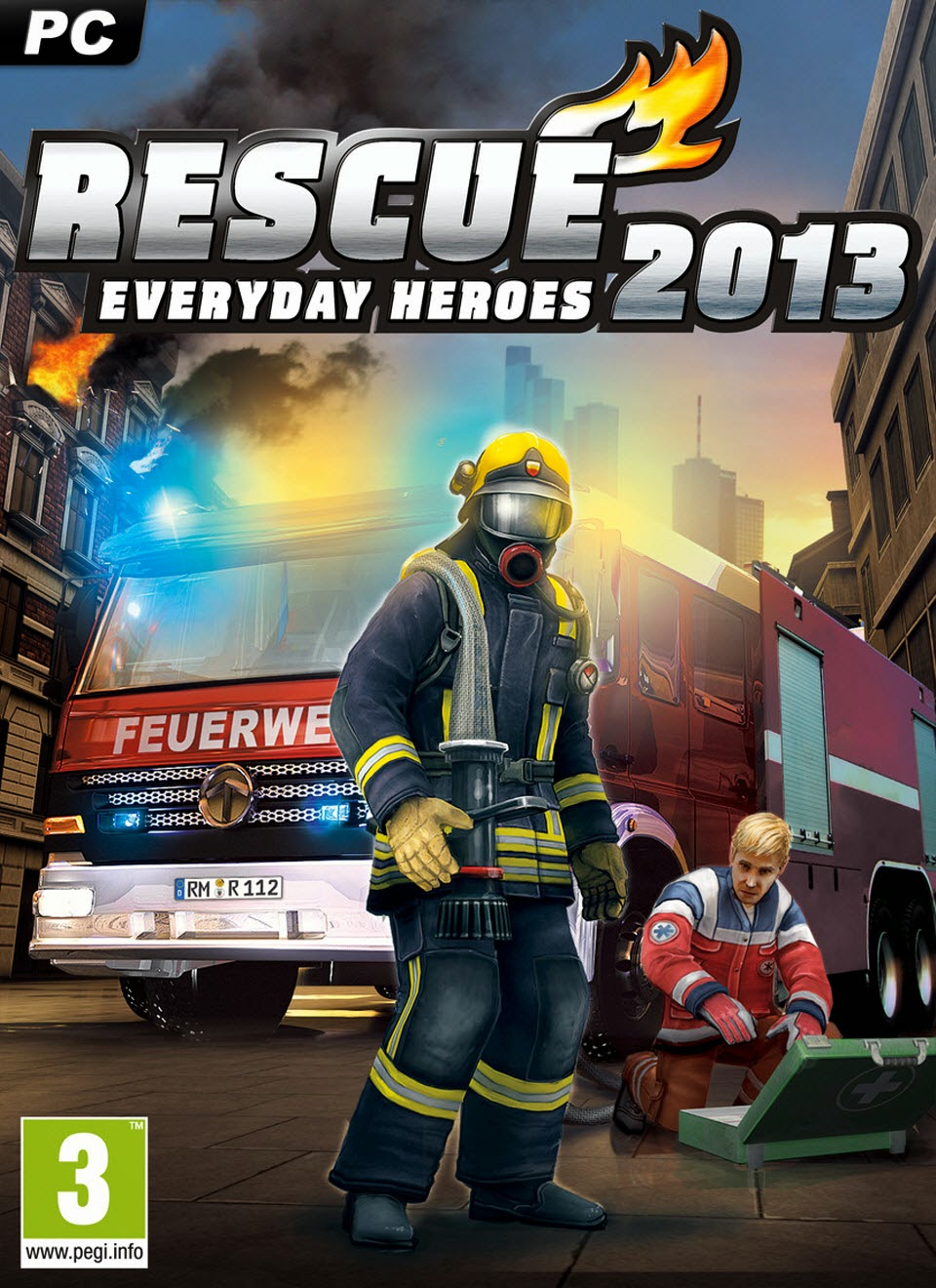 Rescue – Everyday Heroes free download