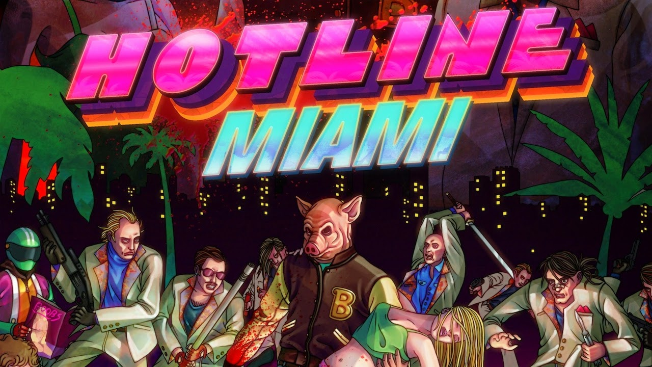 Hotline Miami (Inclu UPDATE 2) free download