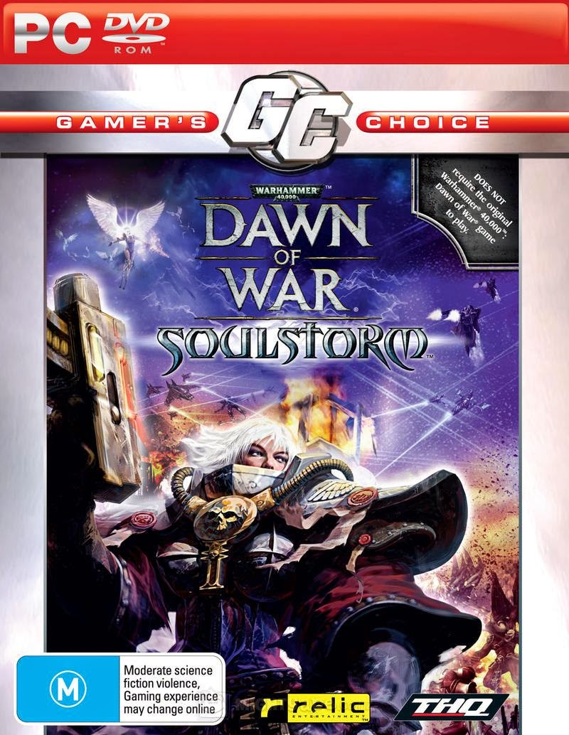 Warhammer 40,000: Dawn of War - Soulstorm « IGGGAMES