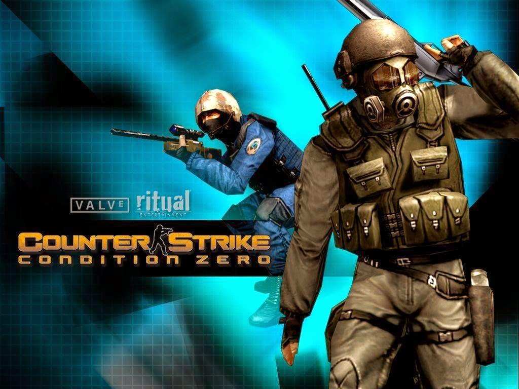 Shooter games counter strike