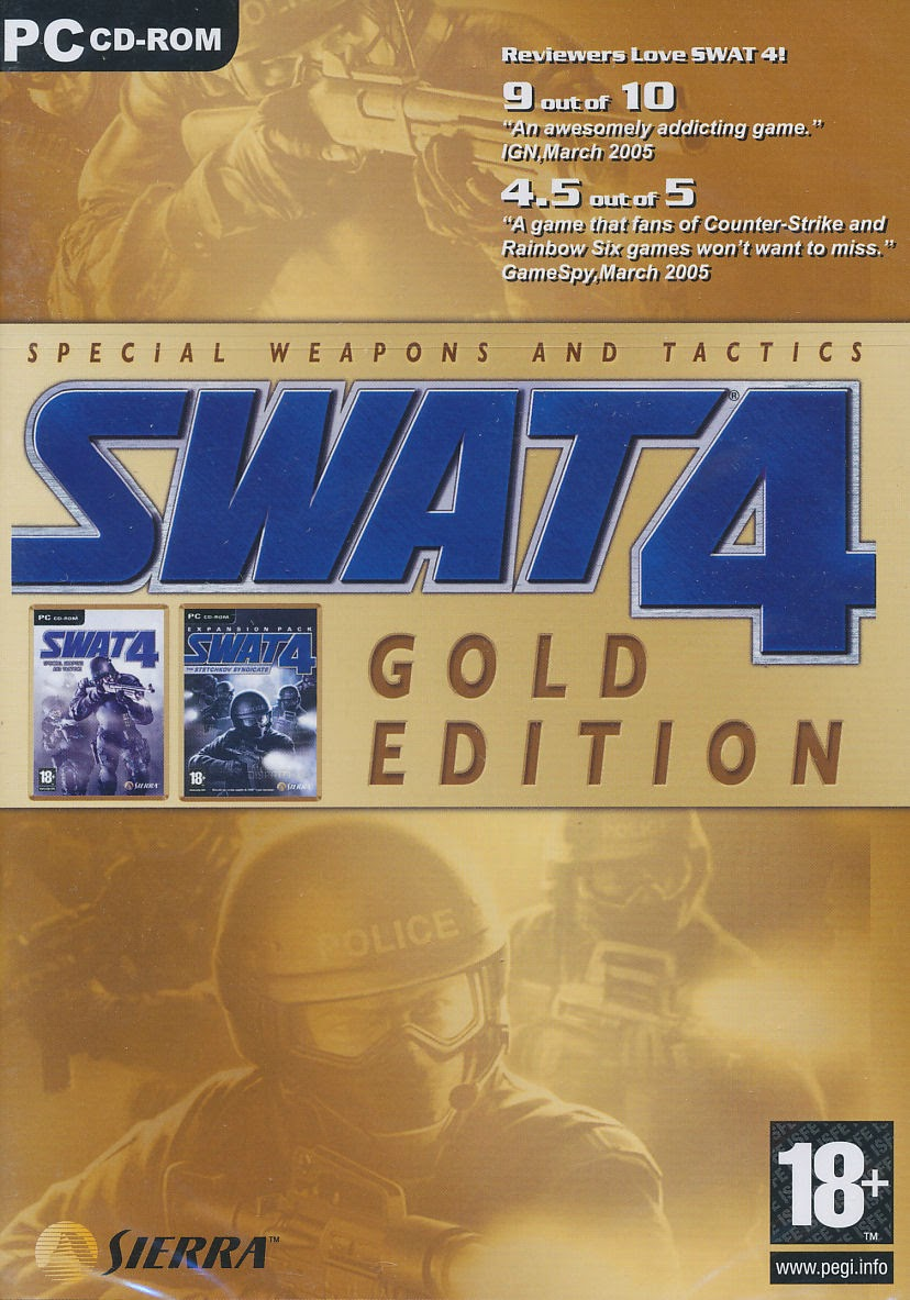 SWAT 4 Gold Edition (GOG) free download