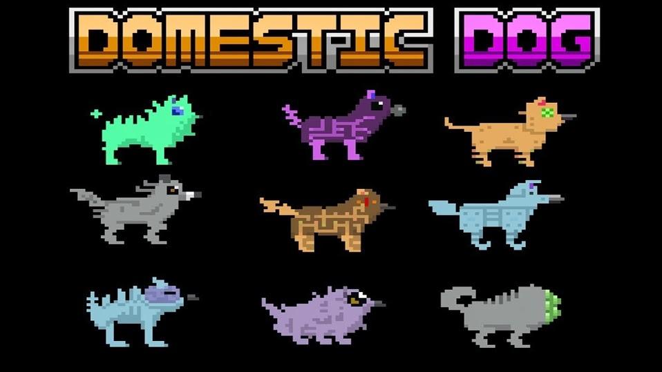 Domestic Dog Simulator free download