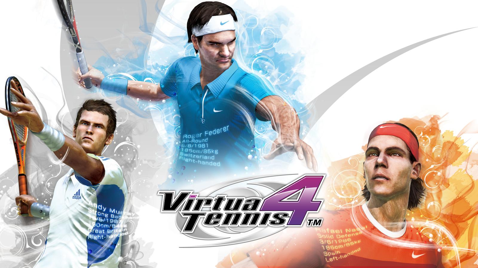 Virtua Tennis 4 Free Download 171 Igggames