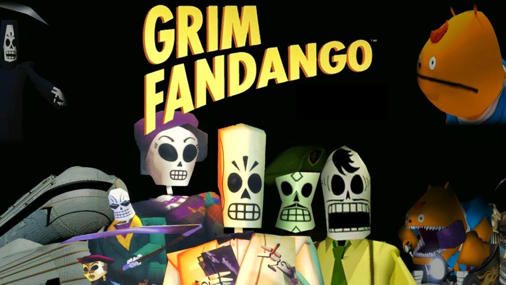Grim Fandango Free Download