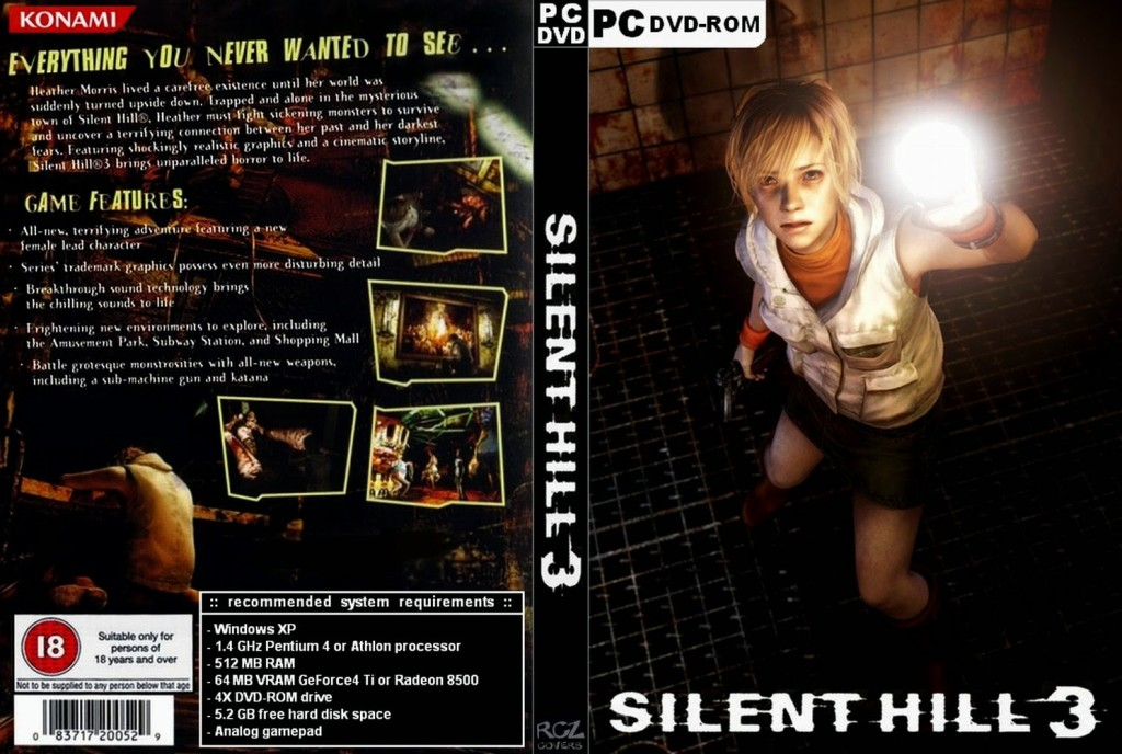 Silent Hill 3 Free Download « IGGGAMES
