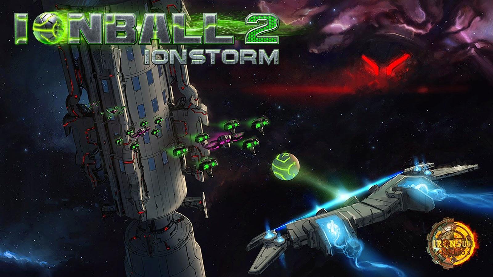 Ionball 2: Ionstorm free download