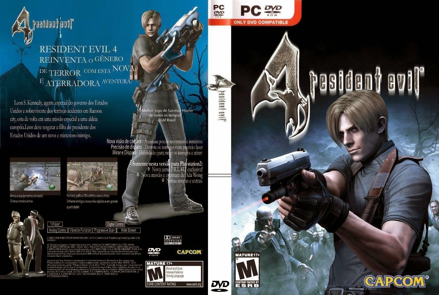 Resident evil 4 iso psp torrent download linoanc.