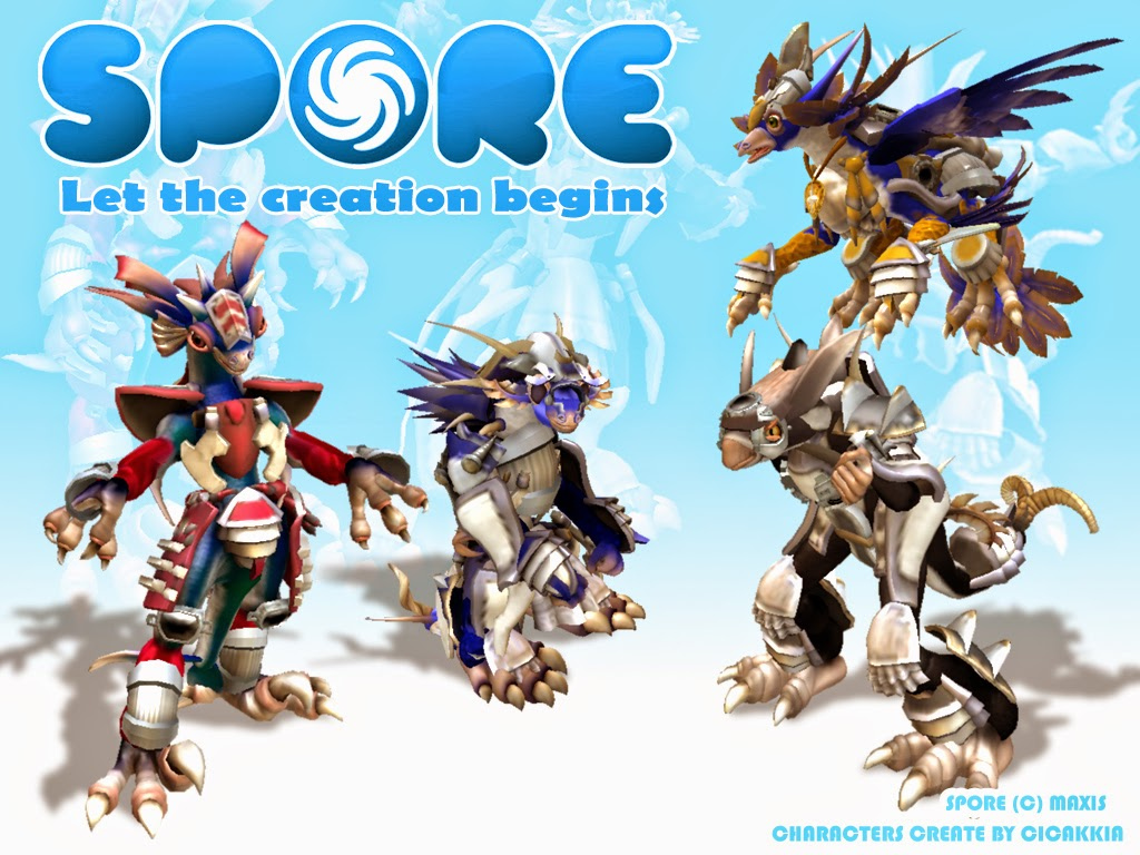 Spore 2020 Full Crack PC Game Free Download Full Version For PC