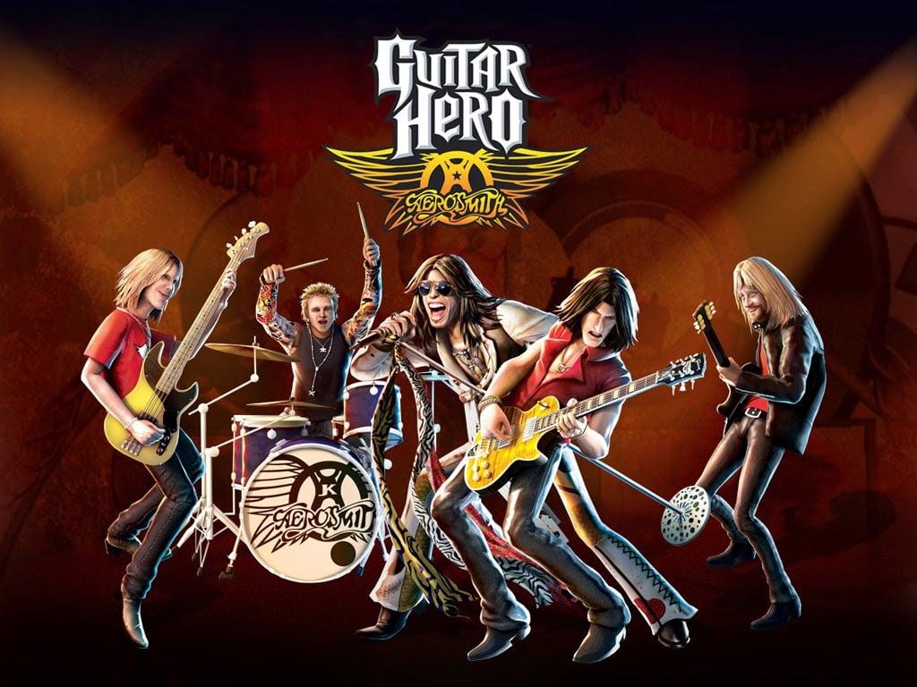 Guitar Hero Aerosmith free download