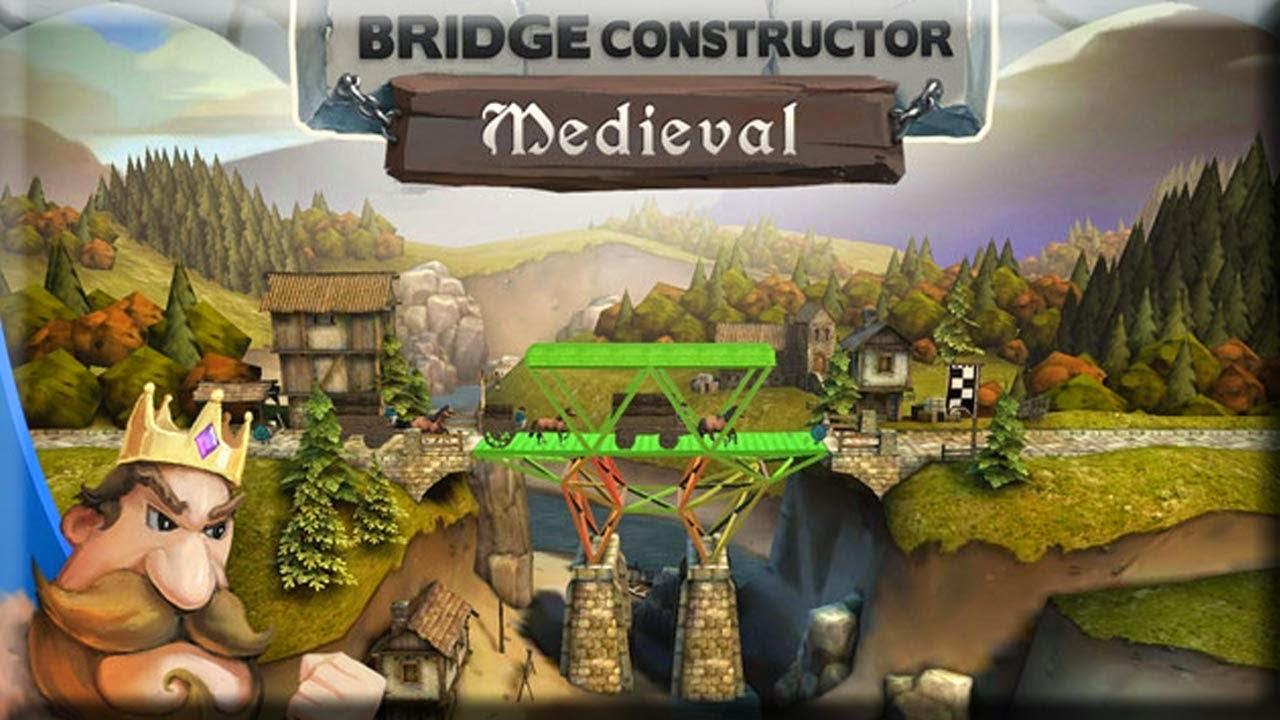 Bridge Constructor Medieval free download