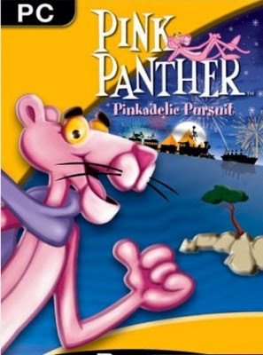 pink panther pinkadelic pursuit pc