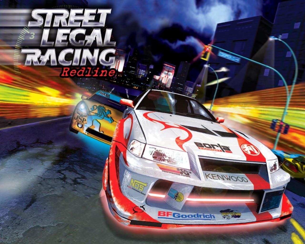 Street Legal Racing: Redline « IGGGAMES