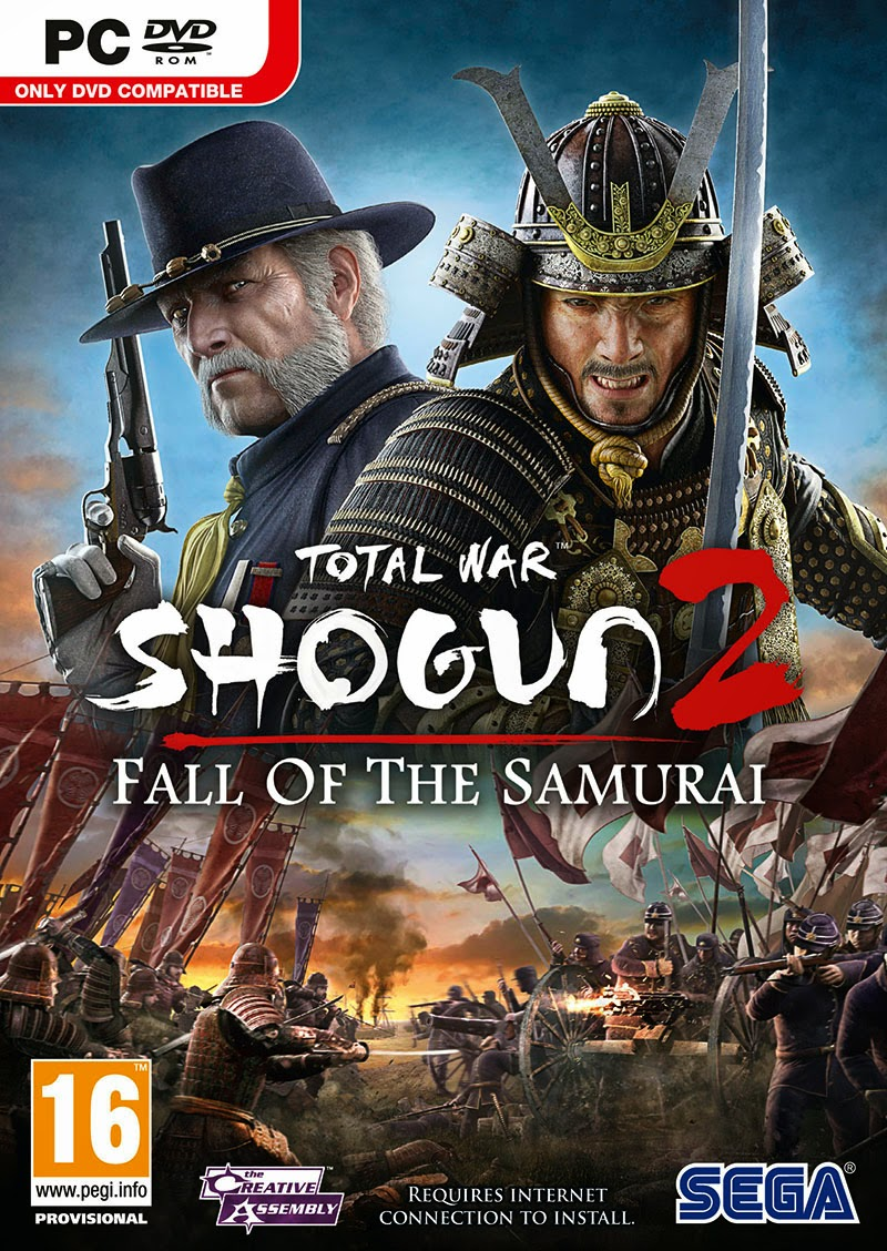 Shogun 2 total war full game
