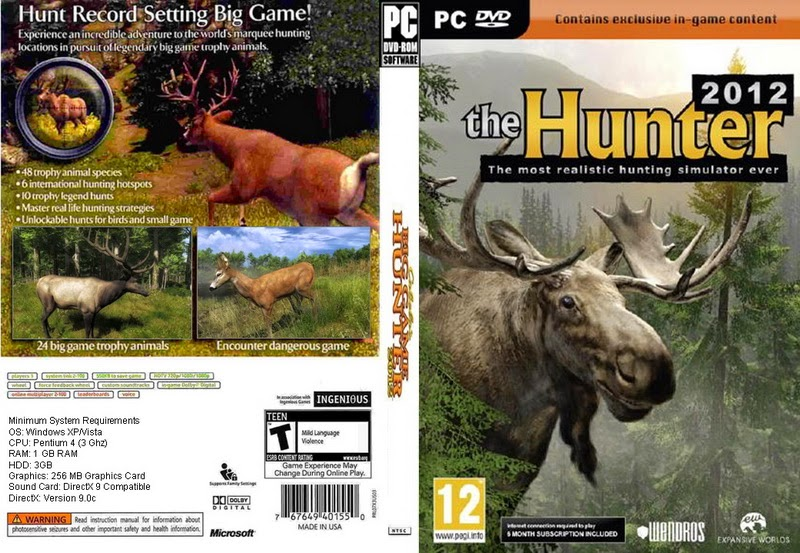 The hunter 2012 crack archives igggames.