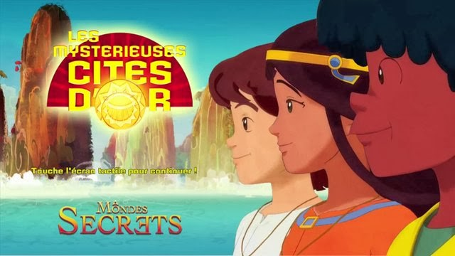 The Mysterious Cities of Gold Secret Paths free download