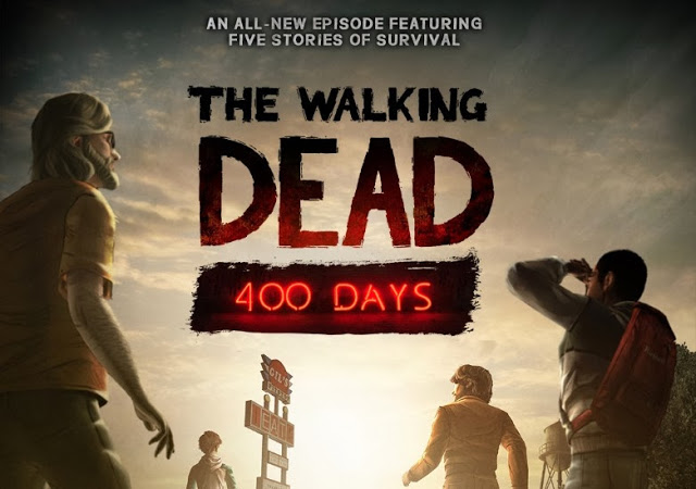 The Walking Dead 1 (Episode 1-5) + 400 Days DLC free download