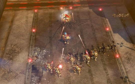 Warhammer 40,000: Dawn of War II Chaos Rising Free Download