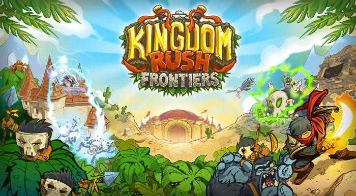 Kingdom Rush HD v2.1 free download