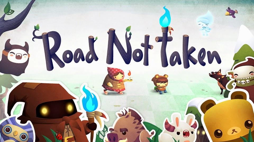 Road Not Taken v741 free download