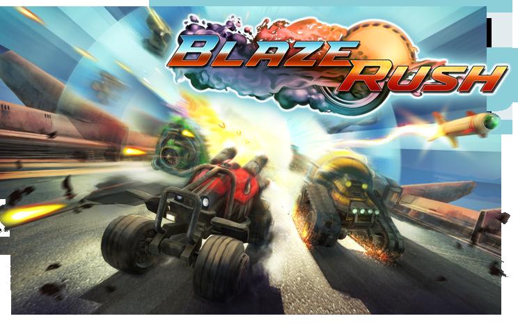 BlazeRush free download