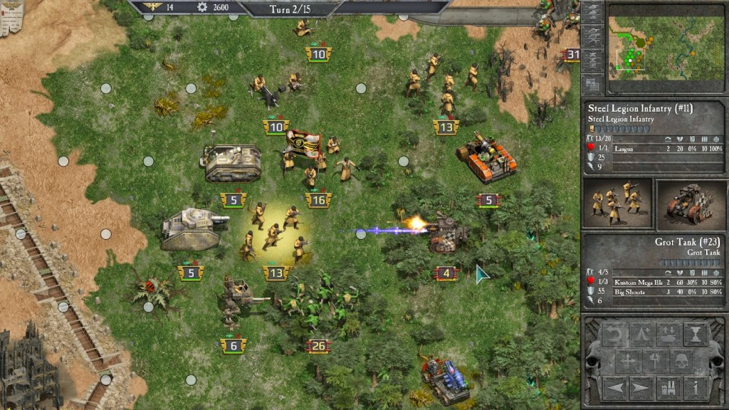 Warhammer 40,000: Armageddon Free Download