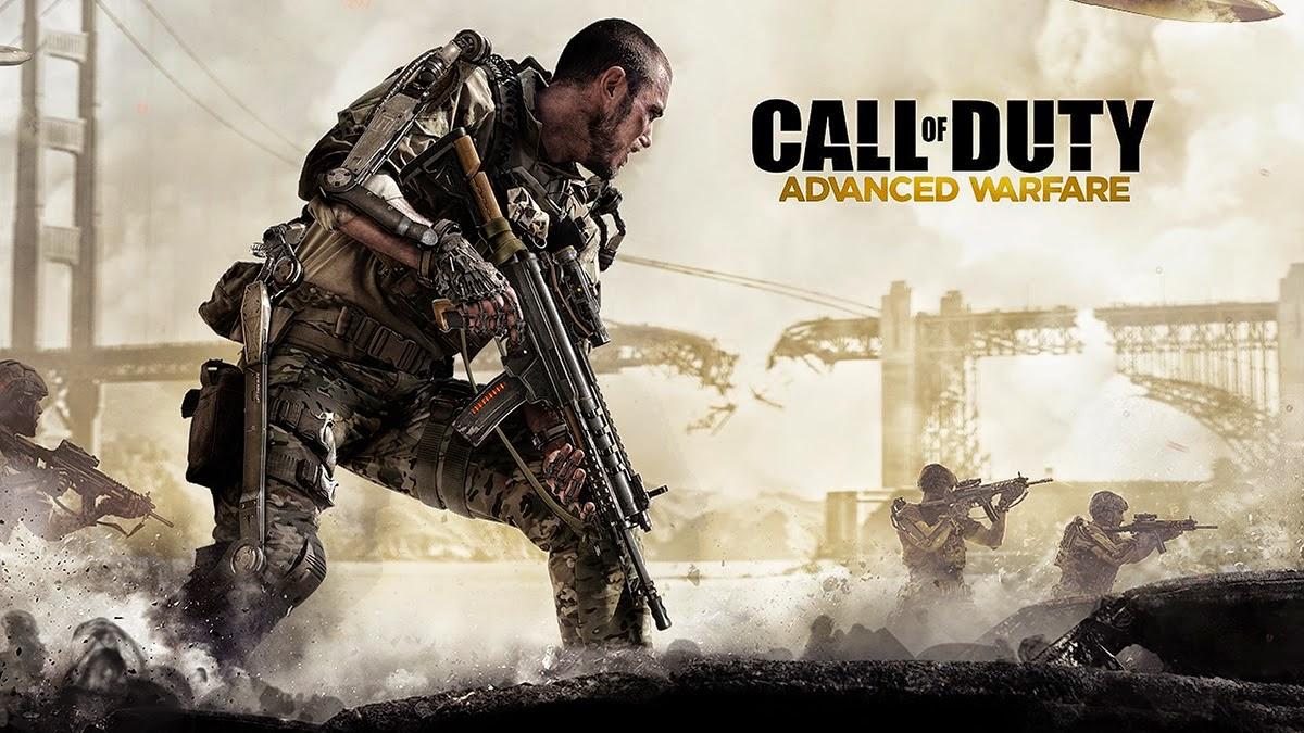 Call of Duty Advanced Warfare - Download Games Free Full