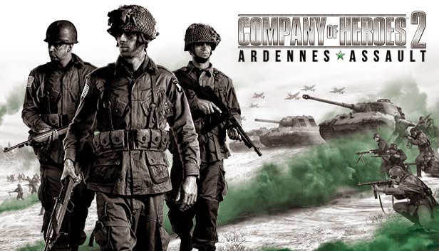 Company of Heroes 2 – Ardennes Assault – RELOADED Free Download
