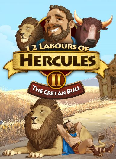 12 Labours of Hercules II: The Cretan Bull Free Download