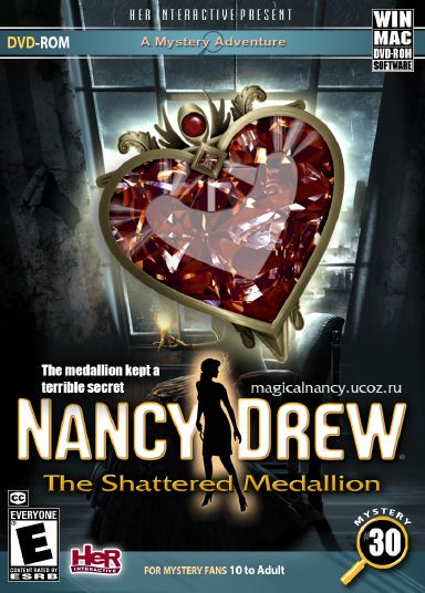 Nancy Drew 30: The Shattered Medallion free download