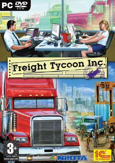 Download freight tycoon inc. Full pc game.