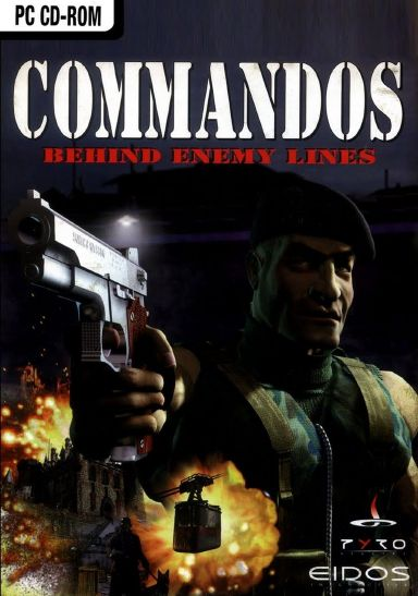 Classic game club #28: commandos: behind enemy lines games.