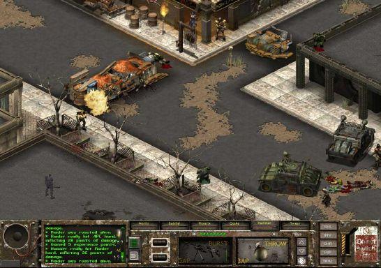 Fallout Tactics PC Crack