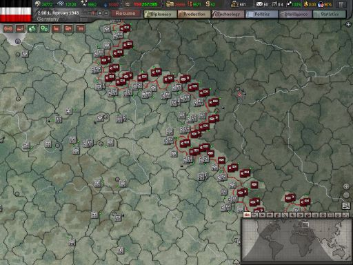 Hearts of Iron III PC Crack