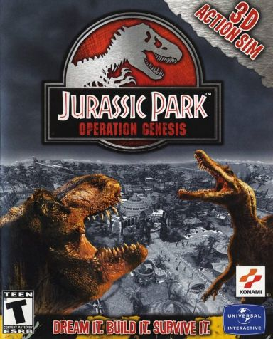 Jurassic Park: Operation Genesis Free Download
