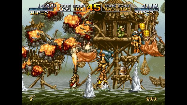 METAL SLUG PC Crack