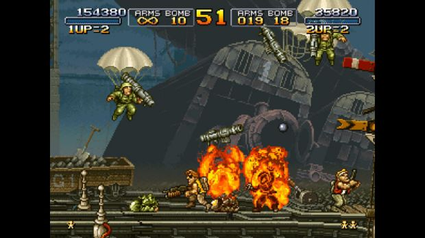METAL SLUG Torrent Download