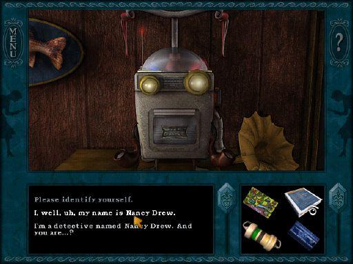 Nancy Drew The Haunted Carousel PC Crack